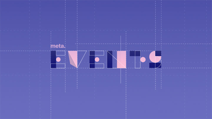 Meta Events Logo Animation